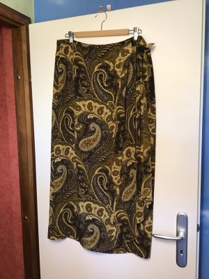 Madeleine Wraparound Skirt multicolored