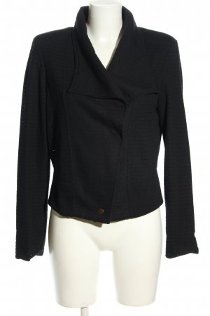 Madeleine Chaqueta estilo camisa negro estilo «business»