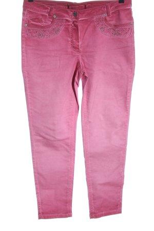 Madeleine Slim Jeans pink Casual-Look