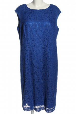 Madeleine Spitzenkleid blau Casual-Look