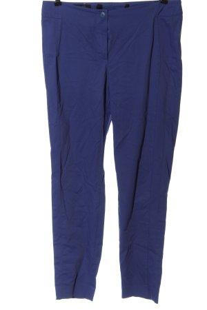 Madeleine Stoffhose blau Casual-Look