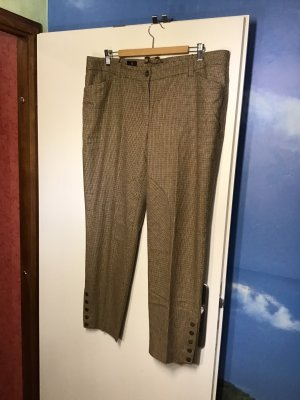 Madeleine Woolen Trousers multicolored