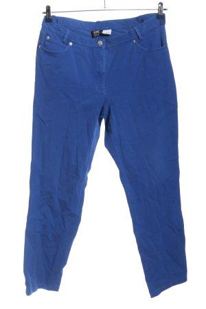 Madeleine Straight-Leg Jeans blau Casual-Look
