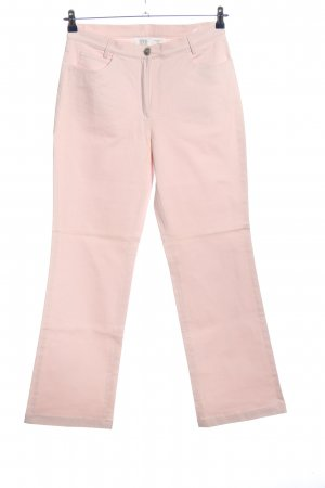 Madeleine Straight Leg Jeans pink casual look