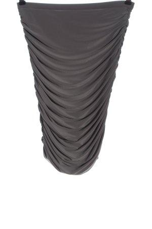 Madeleine Stretch Skirt light grey elegant
