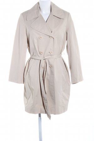 Madeleine Trench Coat natural white business style