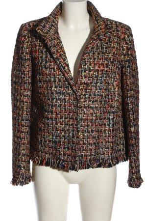 Madeleine Blazer Tweed moteado look casual