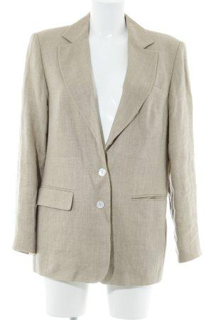 Madeleine Tweedblazer beige Vintage-Look