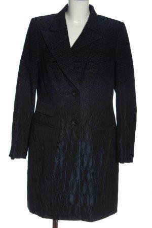 Madeleine Cappotto mezza stagione blu Colore sfumato stile casual