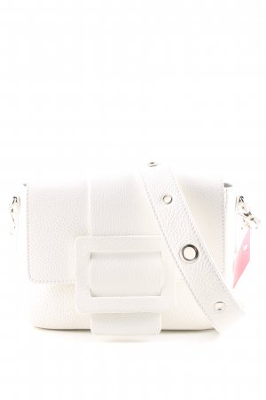 Madeleine Bandolera blanco elegante