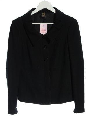 Madeleine Wool Jacket black casual look