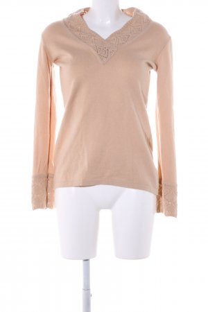 Madeleine Wollpullover nude Casual-Look