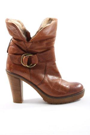 MADELINE Buty zimowe brązowy W stylu casual