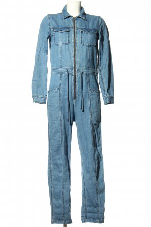 Madewell Jumpsuit blau Casual-Look