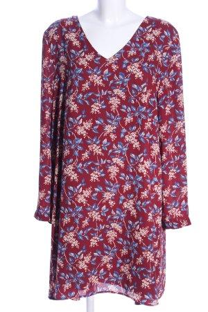 Madewell Minikleid Blumenmuster Casual-Look