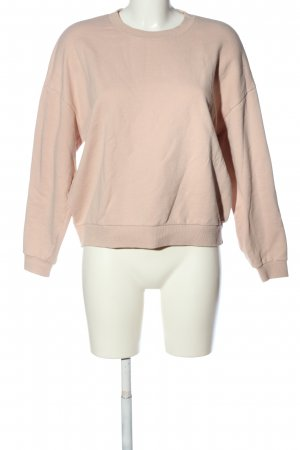 Madewell Oversized Sweater pink casual look
