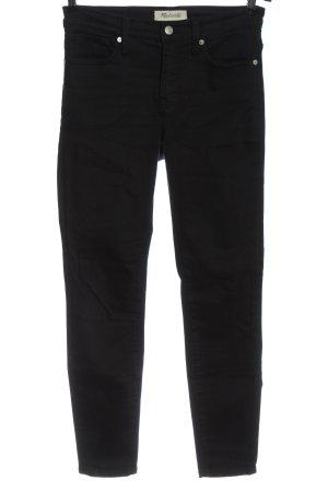 Madewell Tube Jeans black elegant