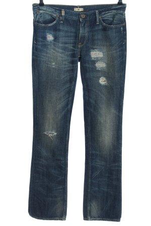 Madison Boot Cut Jeans blau Casual-Look