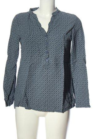 Madison Camicia blusa stampa integrale stile casual