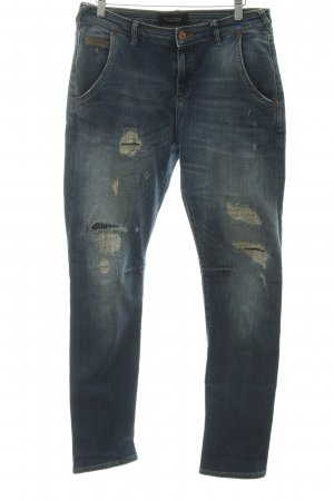 Madison Scotch Slim Jeans blau Casual-Look