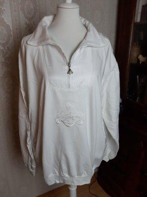 Madison Sweatshirt weiß Casual-Look