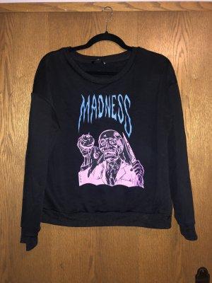 Madness skull sweatshirt