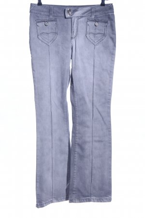 Madoc Boot Cut Jeans hellgrau Casual-Look