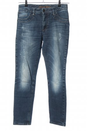 Madoc High Waist Jeans blau Casual-Look