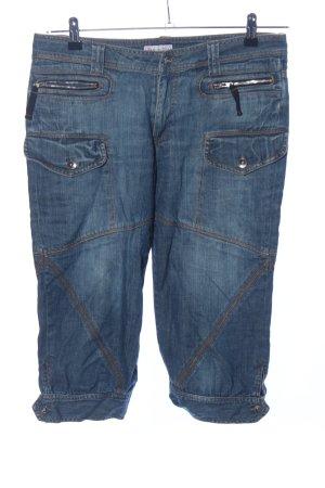 Madonna 3/4 Jeans blau Casual-Look