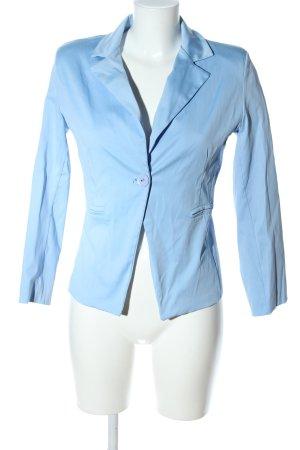 Madonna Jerseyblazer blau Business-Look