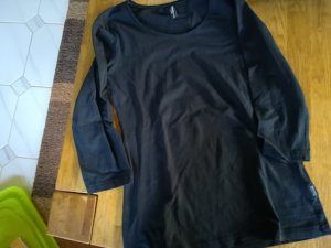 Madonna L 3/4 arm pullover schwarz