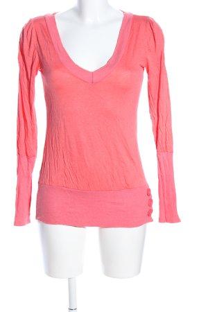 Madonna Longshirt pink Casual-Look