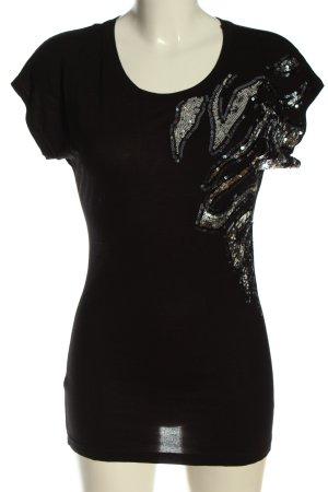 Madonna Camisa larga negro look casual