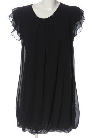 Madonna Sukienka mini czarny Imprezowy wygląd