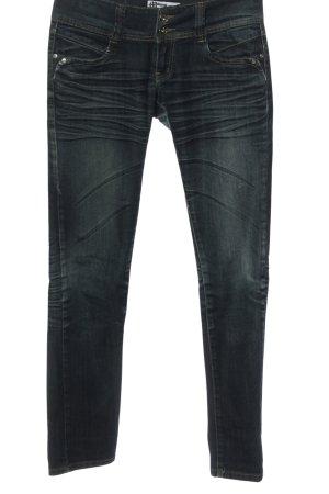 Madonna Jeans slim bleu style décontracté