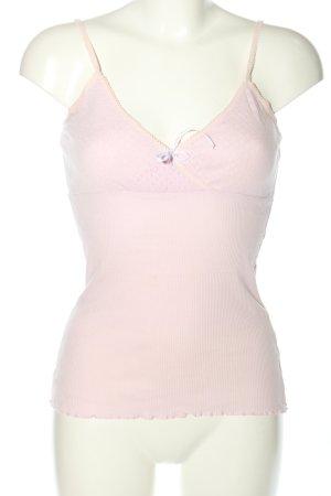Madonna Spaghettiträger Top pink Casual-Look