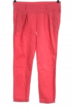 Madonna Stoffhose pink Casual-Look