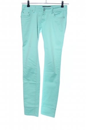 Madonna Stretch Jeans türkis Casual-Look