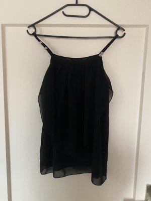 Madonna Blouse topje zwart