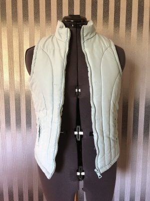 Madonna Quilted Gilet pale blue
