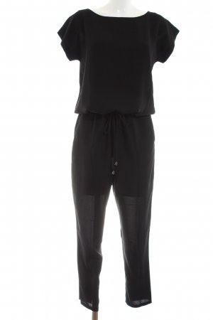 Mads nørgaard Jumpsuit schwarz Casual-Look
