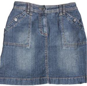 Mädchen-Jeansrock