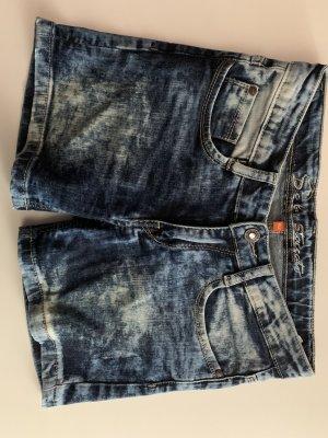 Staccato Shorts blue-azure