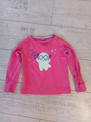 Alive Sweatshirt roze-magenta