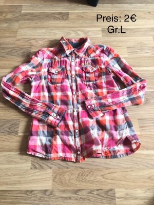 s. Oliver (QS designed) Checked Blouse multicolored