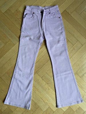Mädchenhose UNICAT Lila Denim Jeans Größe 140