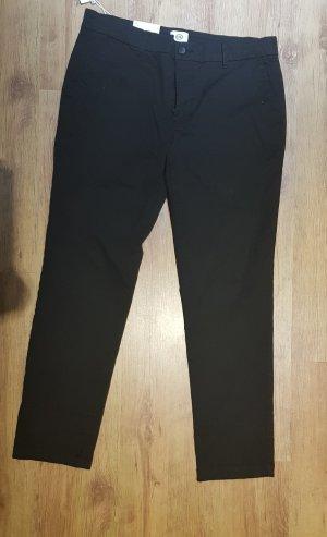 C&A Pantalone chino nero