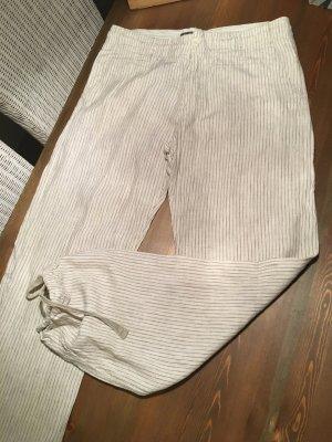 H&M Linen Pants multicolored linen