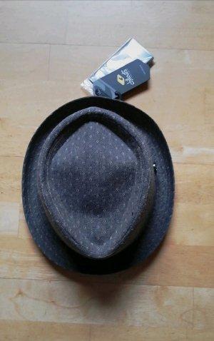 Chillouts Chapeau en tissu bleu