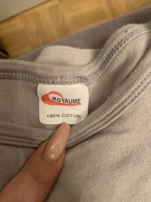 Royaume Twin Set tipo suéter light grey